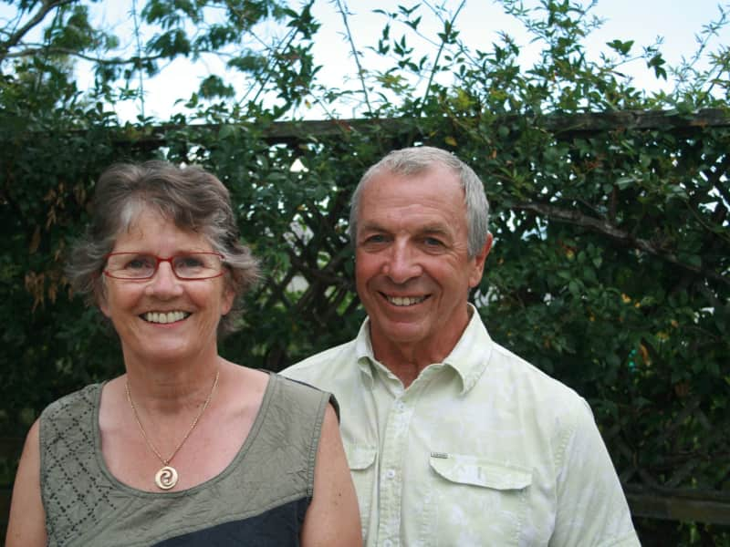 Gillian & Gillian from Kerikeri, New Zealand