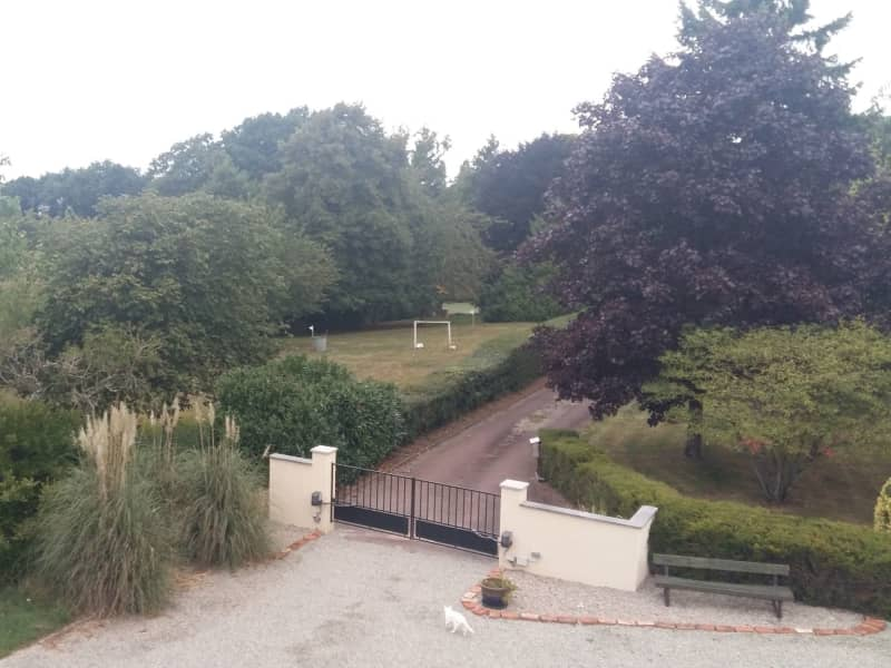 Housesitting assignment in Congrier, France