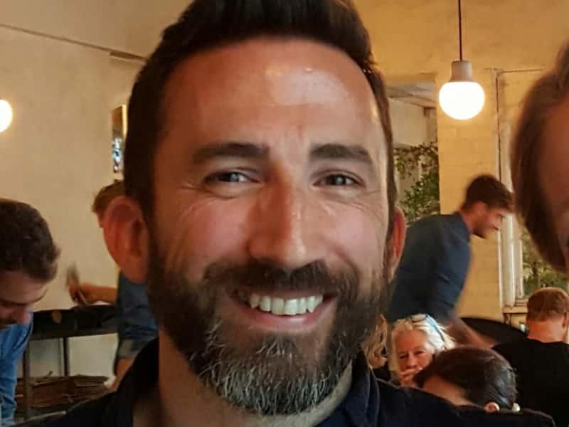 Andrew from Copenhagen, Denmark