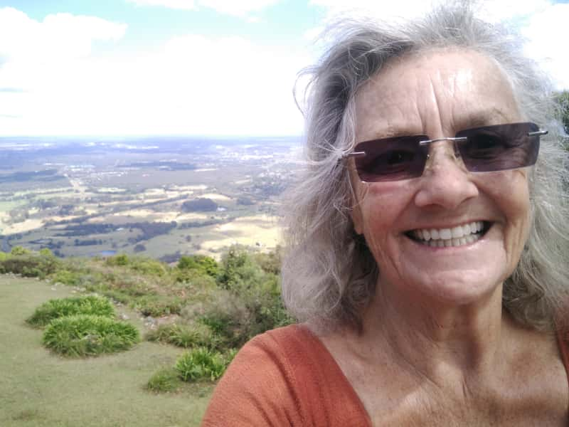 Jennifer from Nowra, New South Wales, Australia