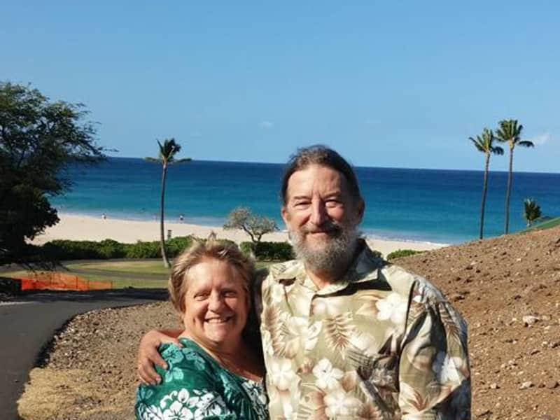 Lynn & Edward (ed) from Waikoloa Village, Hawaii, United States