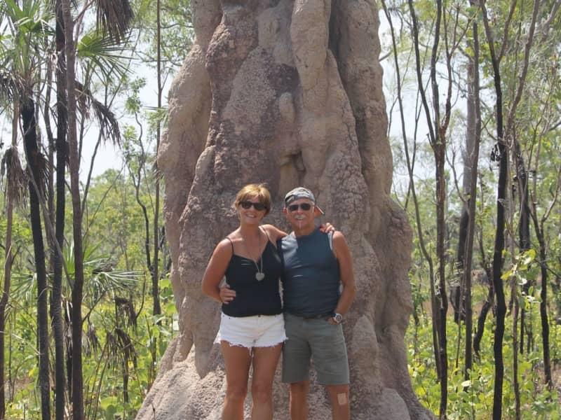 Patricia & Laurie from Corio, Victoria, Australia