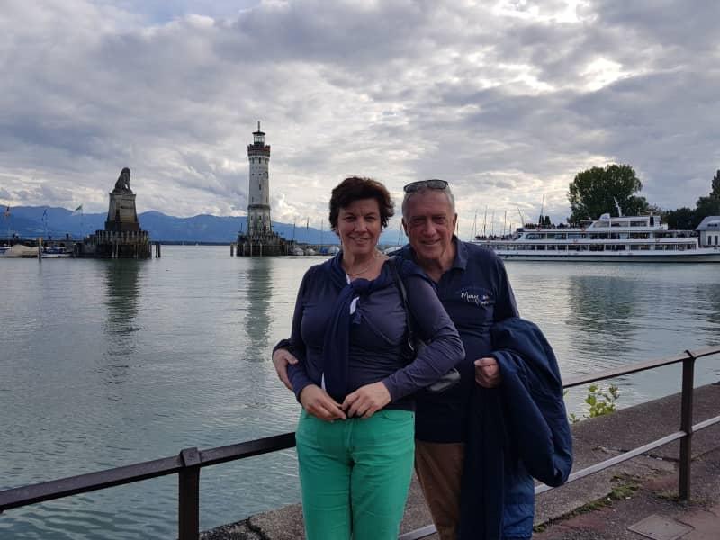 Henriette & Peter from Bussum, Netherlands