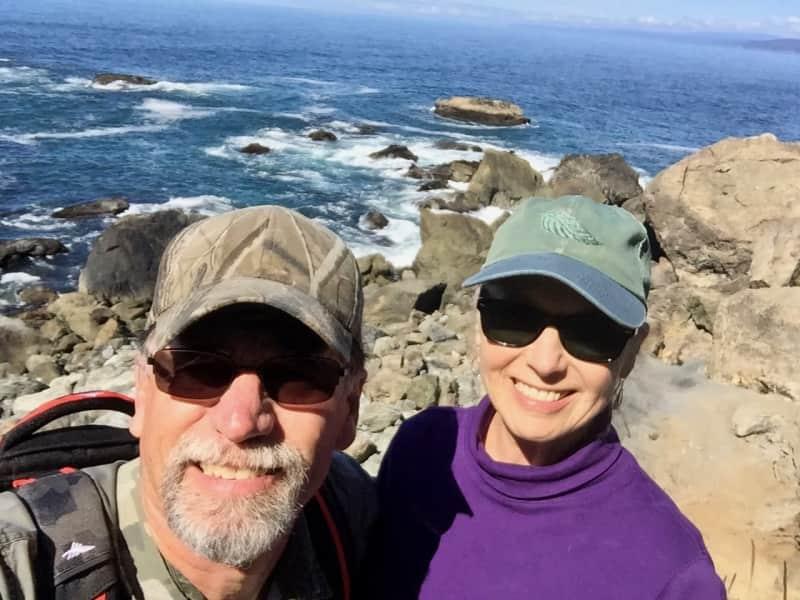 Julia & Glenn from Orcutt, California, United States