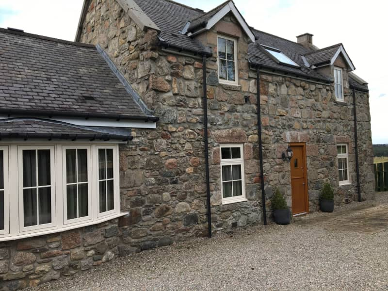 Housesitting assignment in Banchory, United Kingdom