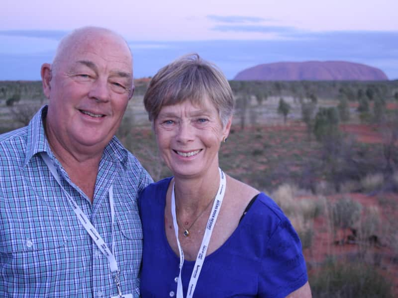 Denise & Alan from Coffs Harbour, New South Wales, Australia