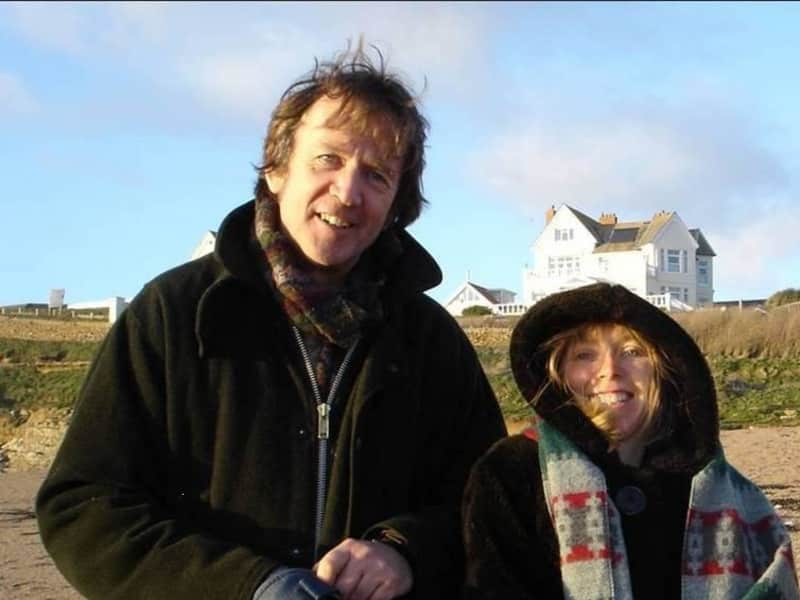 James & Charlotte from East Pennard, United Kingdom