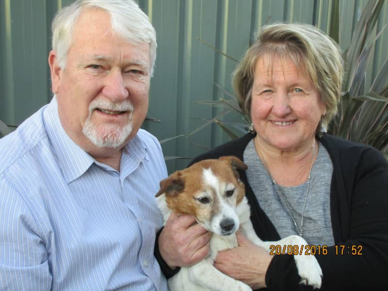 Allan & Ann from Croydon, New South Wales, Australia