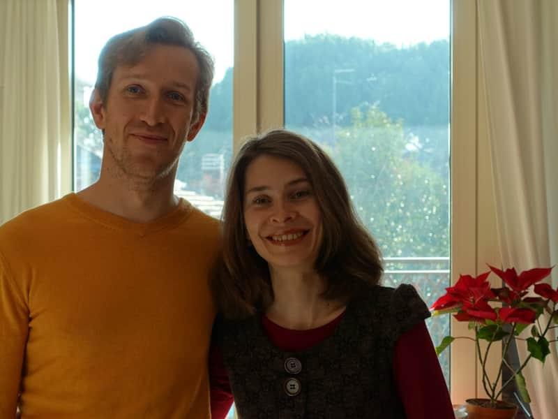 Elena & Alexander from Como, Italy