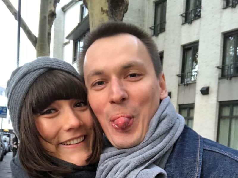 Guillaume & Mariya from Liège, Belgium