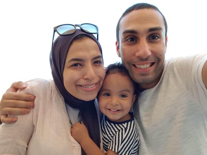 Mohamed & Fatma from Cairo, Egypt
