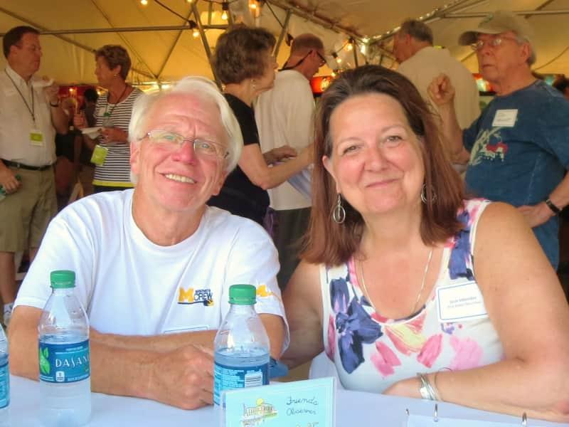 Josie & Conrad from Ann Arbor, Michigan, United States