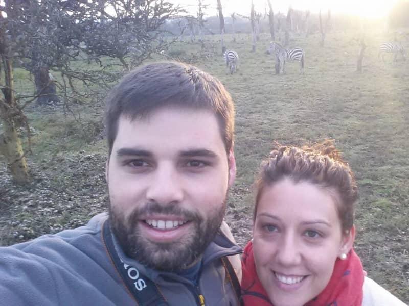 Fabiola & Gustavo from Tarragona, Spain
