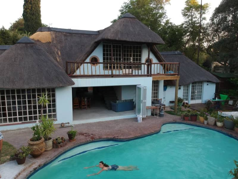 Housesitting assignment in Bryanston, South Africa
