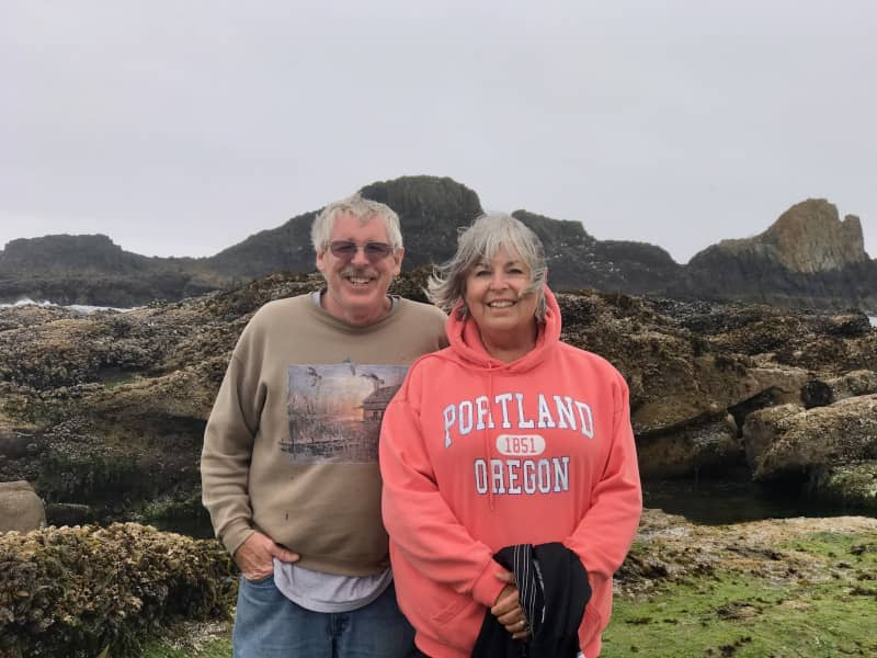 Valerie & Steven from Roy, Utah, United States