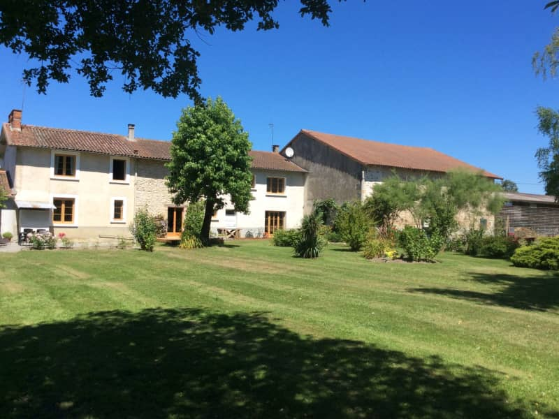 Housesitting assignment in Bellac, France
