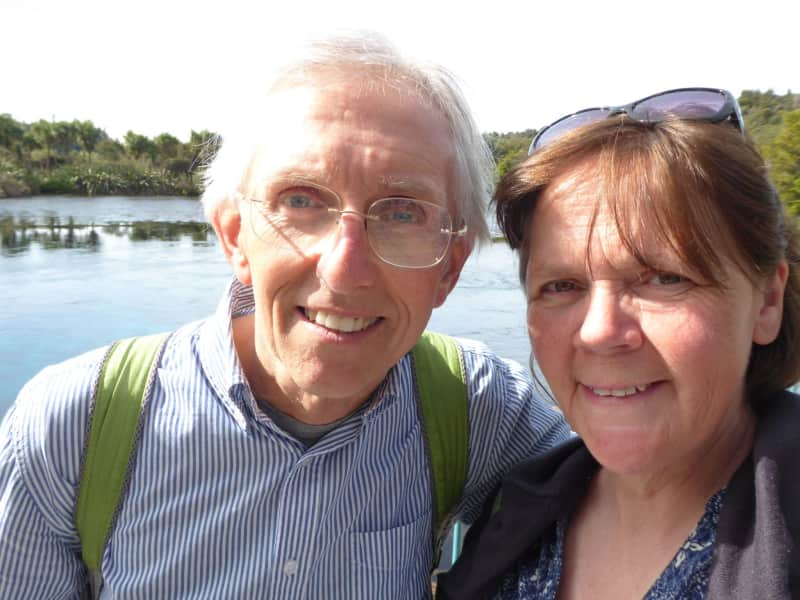 Allan & Wendy from Daylesford, Victoria, Australia