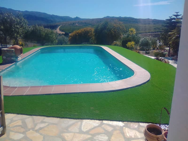 Housesitting assignment in Los Gallardos, Spain