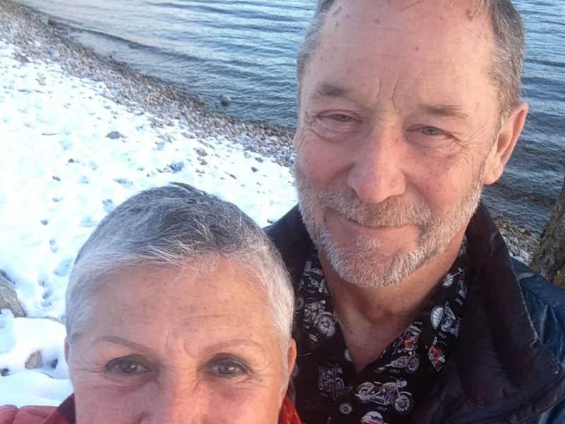 Vair & Donna from Kelowna, British Columbia, Canada