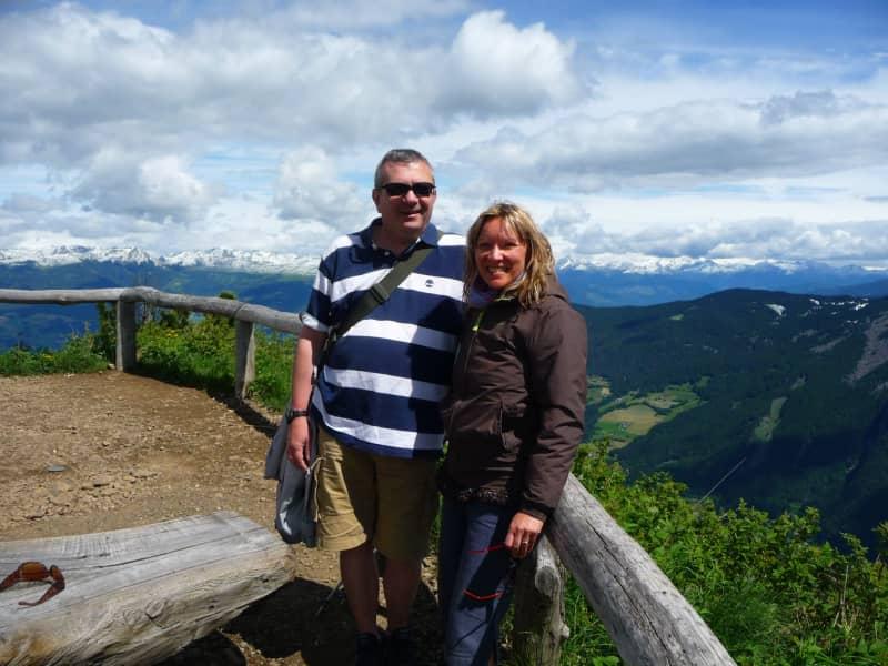 Manuela valentina & Roberto from Monza, Italy