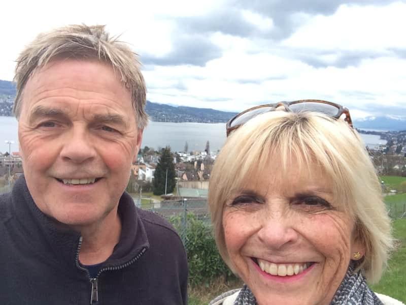 Barbara & Bob from Erickson, Manitoba, Canada