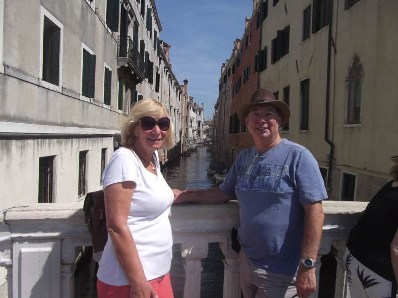 Chris & Kate from Valletta, Malta