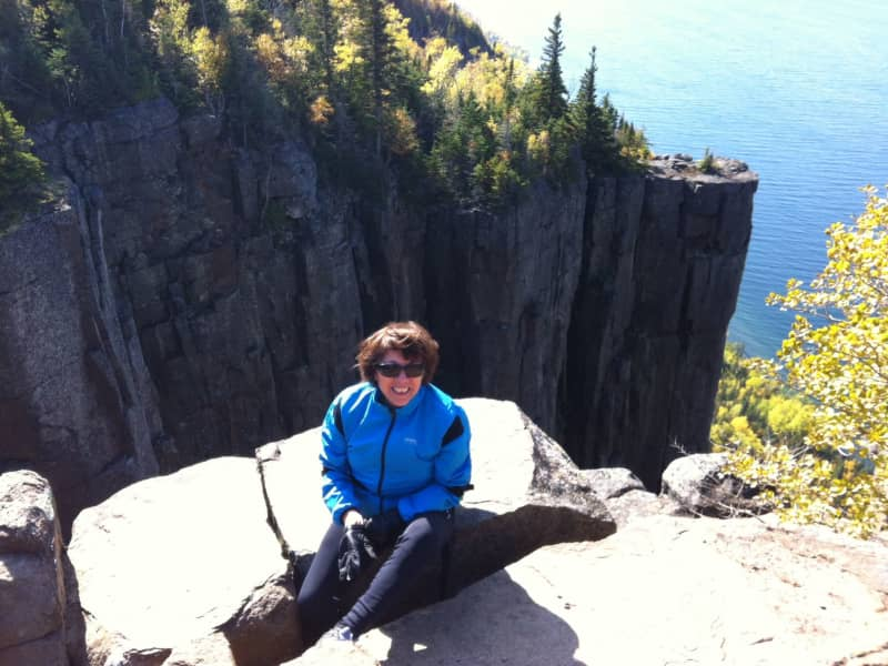 Kathy from Thunder Bay, Ontario, Canada