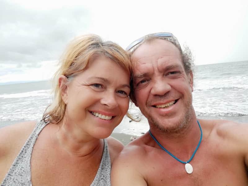 Brigitte & Laurent from Toulon, France