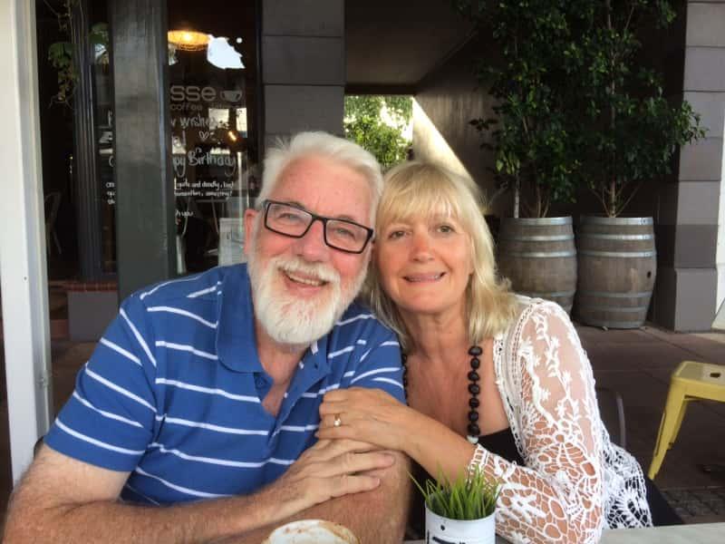 Valerie & Michael from Bunbury, Western Australia, Australia