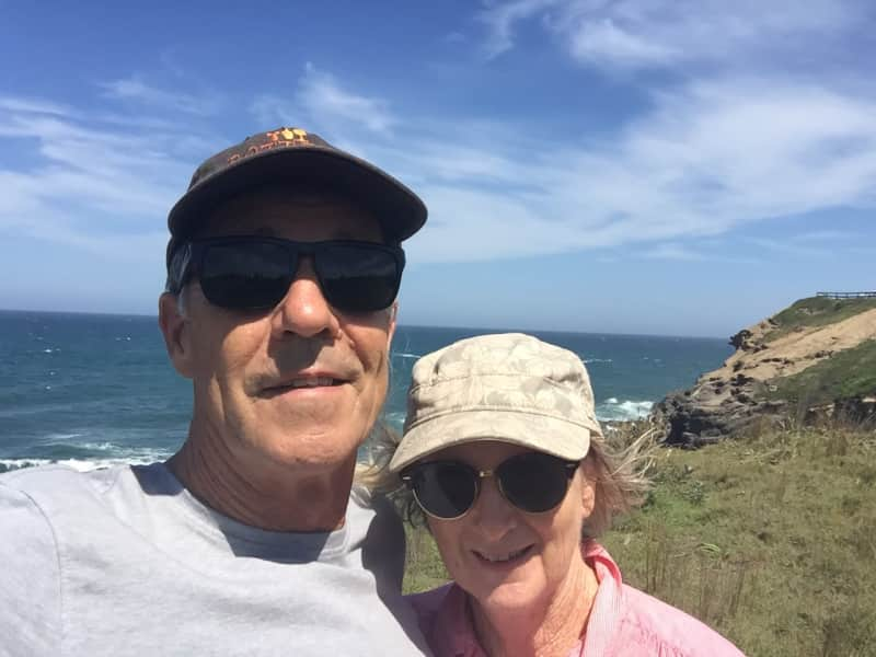 Kay and graham & Graham from Yamba, New South Wales, Australia