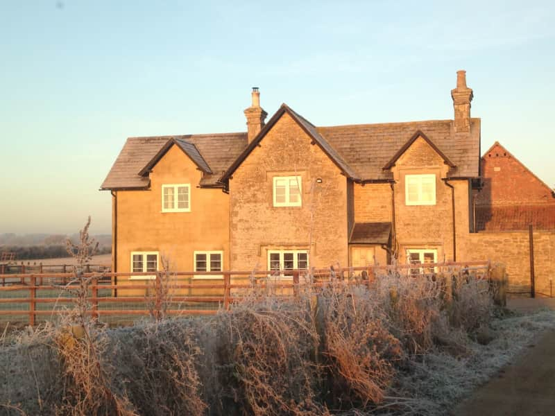 Housesitting assignment in Stadhampton, United Kingdom