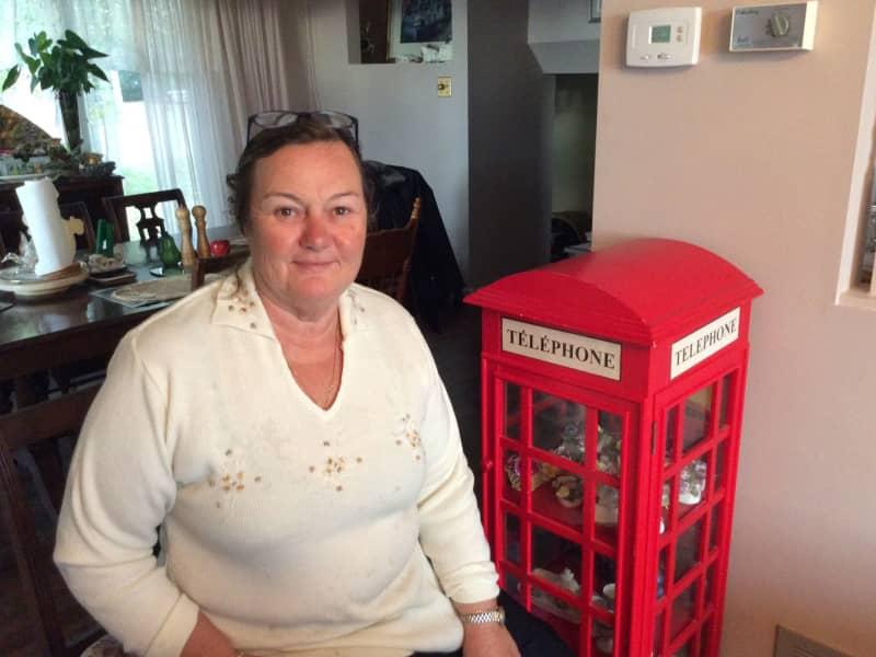 Anita from Orillia, Ontario, Canada