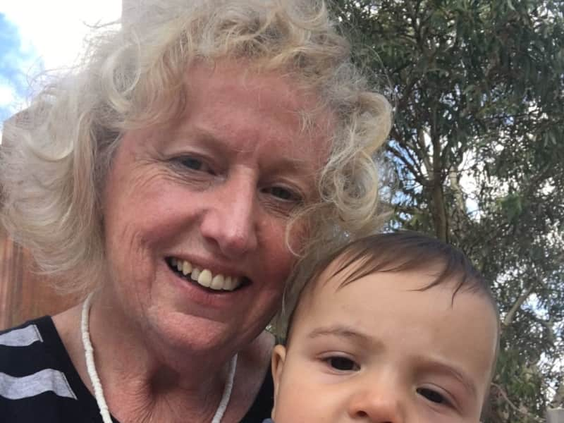 Liz from Grassy, Tasmania, Australia