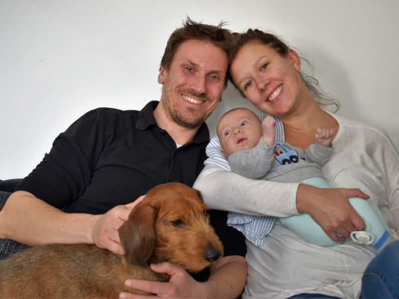 Hanna & Arthur from Köln, Germany