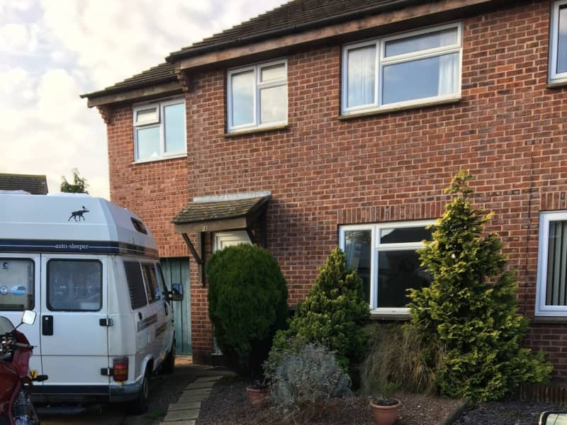 Housesitting assignment in Exeter, United Kingdom