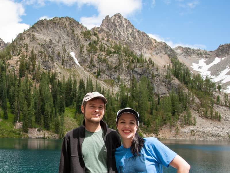 Brandon & Rachel from Bellingham, Washington, United States