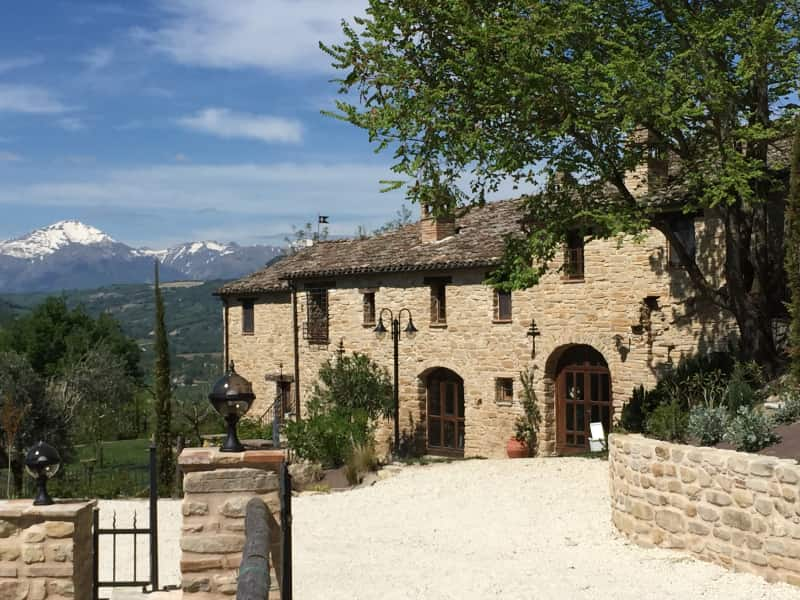 Housesitting assignment in Ascoli Piceno, Italy