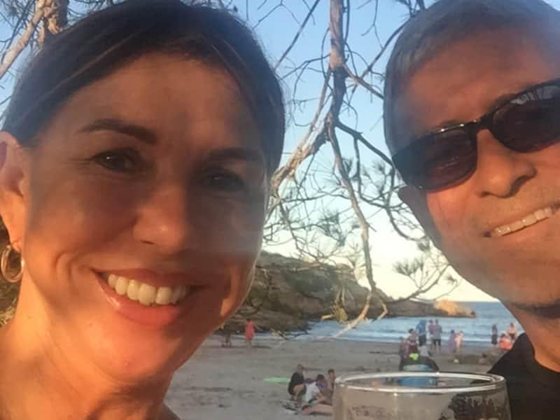 Jacqueline & Gavin from Tarragona, Spain