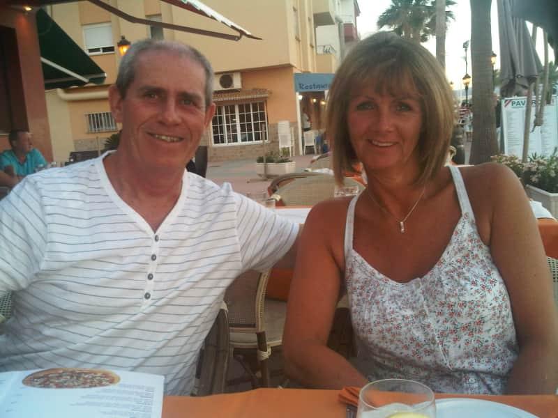 Liz & Steve from Horsham, United Kingdom