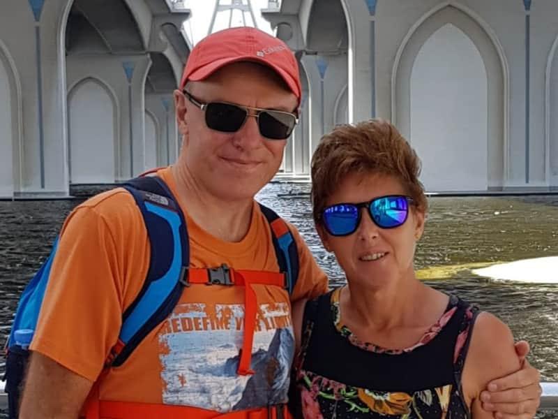 Deborah & Edward from Portlethen, United Kingdom