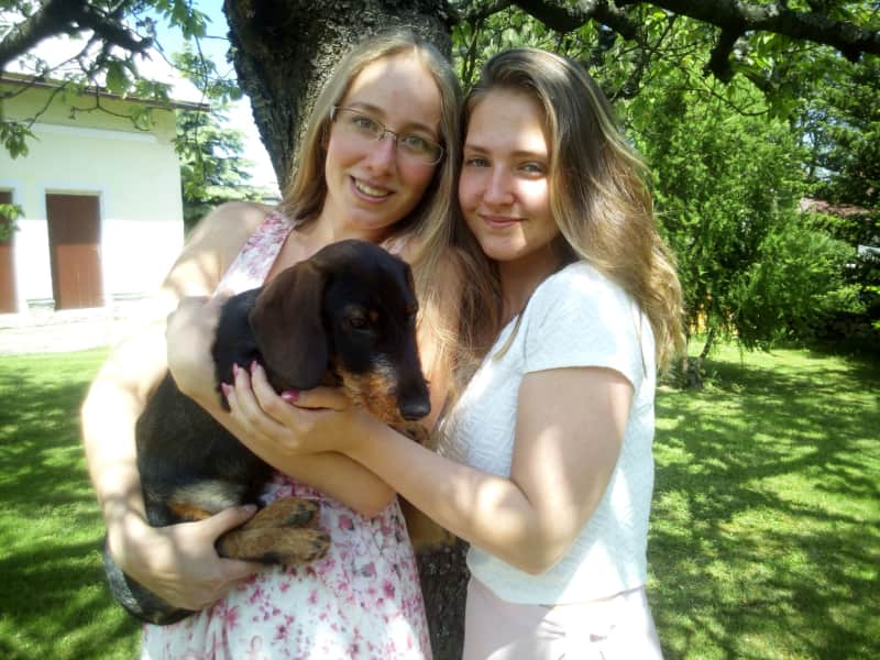 Barbora & Livia from Prague, Czech Republic
