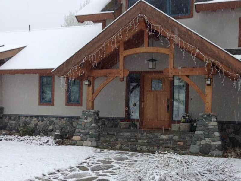 Housesitting assignment in Rossland, British Columbia, Canada