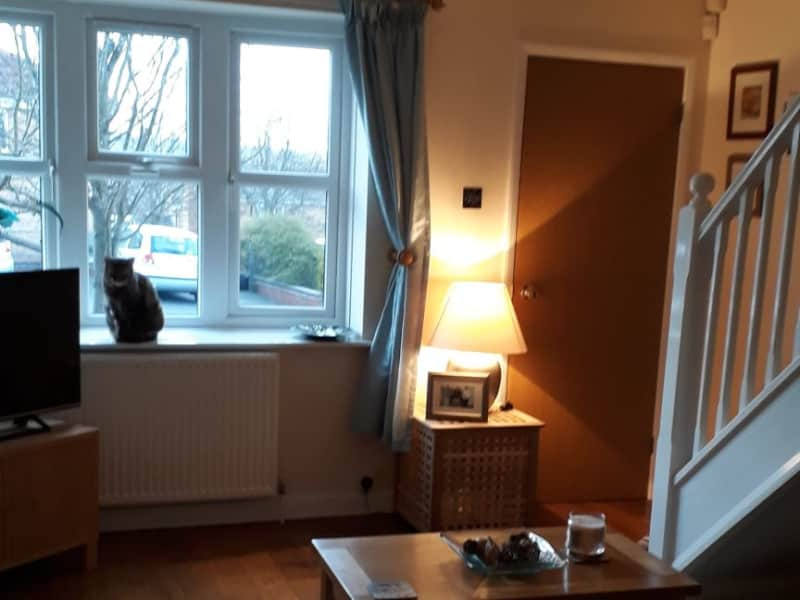 Housesitting assignment in Chesterfield, United Kingdom