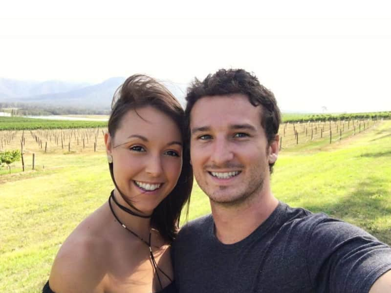 Danielle & Steve from Quakers Hill, New South Wales, Australia