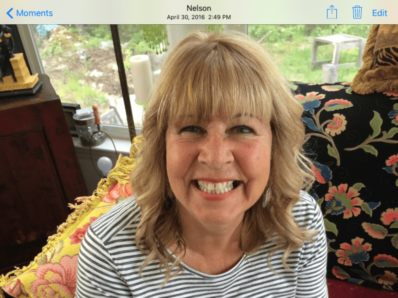 Linda from Nelson, British Columbia, Canada