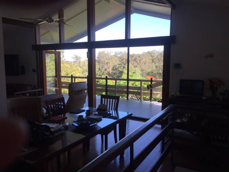 Housesitting assignment in Holland Park West, Queensland, Australia