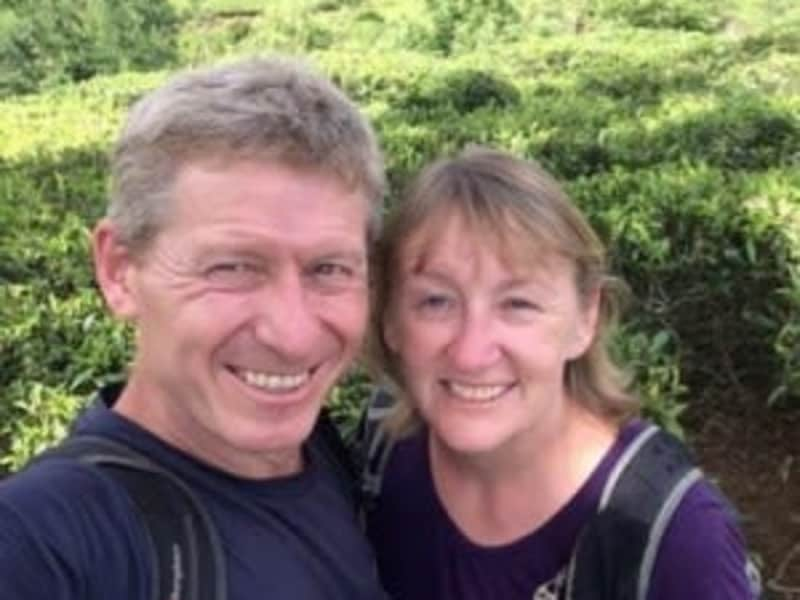 Sarah & Nigel from Barnard Castle, United Kingdom