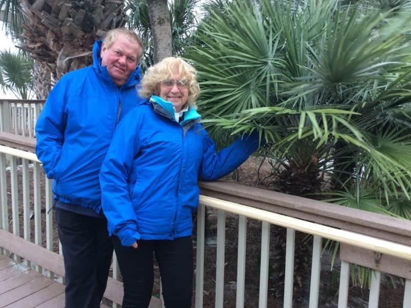 Joan & Ken from Bancroft, Ontario, Canada