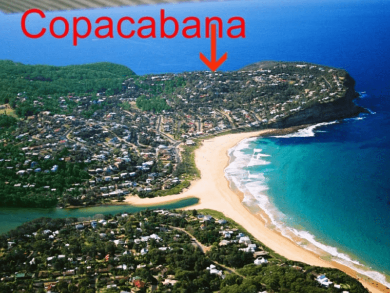 Housesitting assignment in Copacabana, New South Wales, Australia