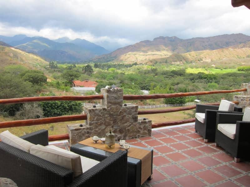 Housesitting assignment in Vilcabamba, Ecuador
